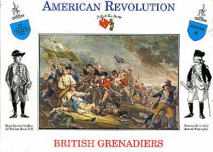 CALL3208 British Grenadiers AWI